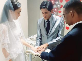 O casamento de Claudielly  e Elias  2