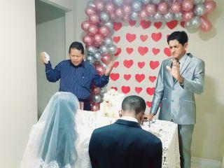 O casamento de Claudielly  e Elias  3