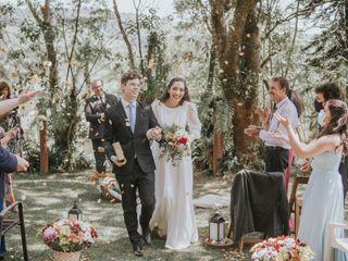 O casamento de Daniele e Samuel
