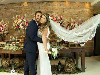 O casamento de Renata e Jorge