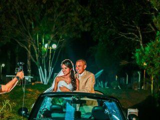 O casamento de Maiara e Maycon