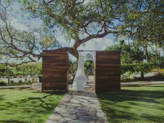 O casamento de Camila e Caio 1