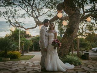O casamento de Camila e Caio