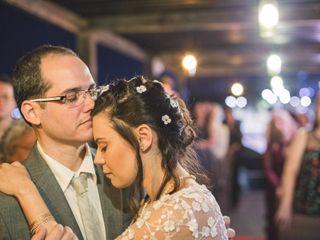 O casamento de Fabricia e Marcio