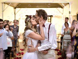 O casamento de Kamila e Yuri 1