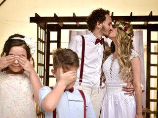 O casamento de Kamila e Yuri 2