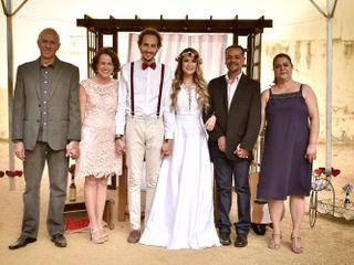 O casamento de Kamila e Yuri 3