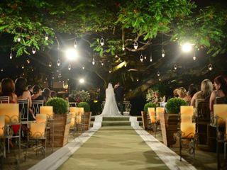 O casamento de Blaine e Gabriel