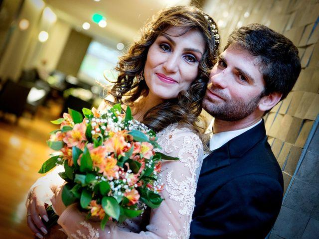 O casamento de Fabiola e David