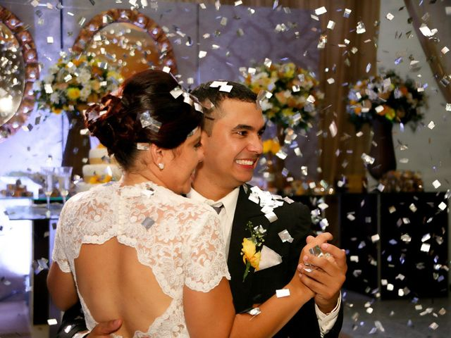 O casamento de Joyce e Herculano