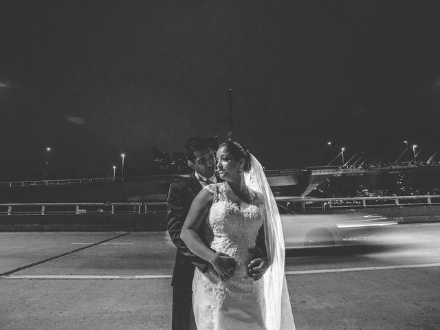 O casamento de Daniella e Thiago