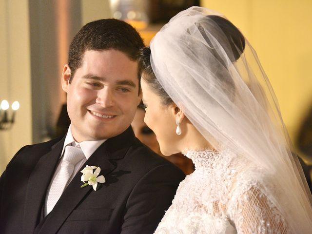 O casamento de Rafaela e Álvaro