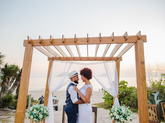 O casamento de Patrícia e Andre