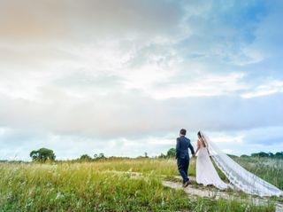 O casamento de Dayane e Wellington