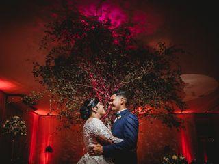O casamento de NIVEA e JUNIOR