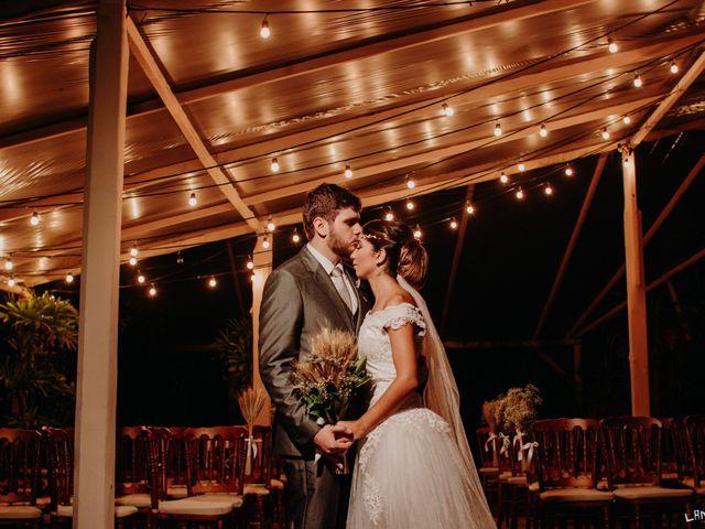 O casamento de Sarah e André
