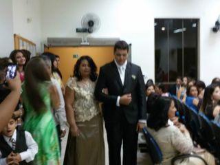 O casamento de Carla e Flávio  1
