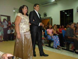 O casamento de Carla e Flávio  2
