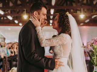 O casamento de Dandara e Moizés