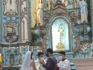 O casamento de Cecilia  e Jean 2