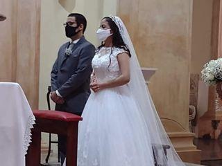 O casamento de Cecilia  e Jean