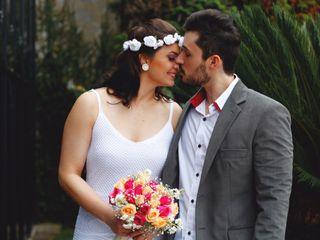 O casamento de Samara e Richard 1