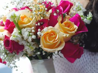 O casamento de Samara e Richard 3