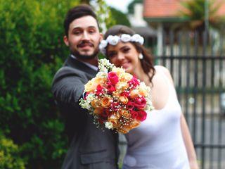 O casamento de Samara e Richard