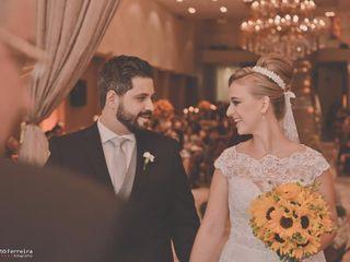 O casamento de Bianca  e Raonie