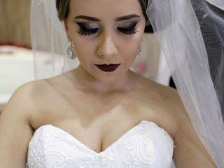 O casamento de Raquel e Eliud 2