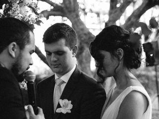 O casamento de Larissa e Camilo 1