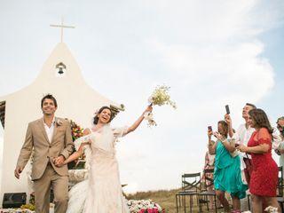 O casamento de Bebel e Marcelo