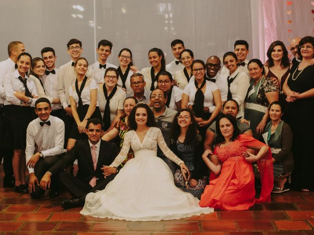 O casamento de Moizés e Dandara em Curitiba, Paraná 105