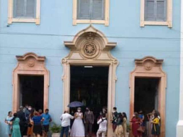 O casamento de Jean e Cecilia  em Parnaíba, Piauí 3