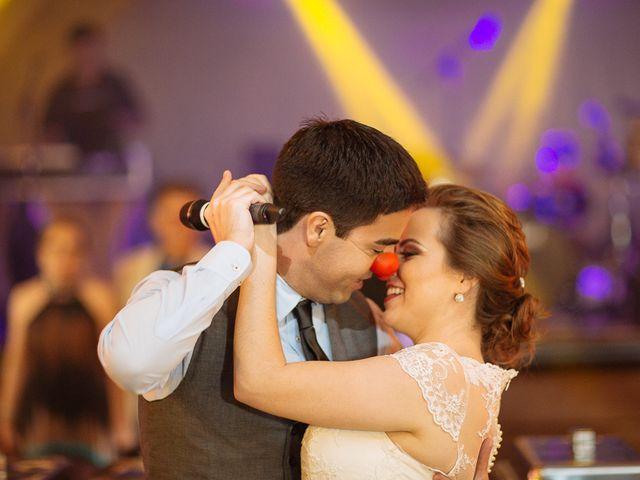 O casamento de Renata e Edran