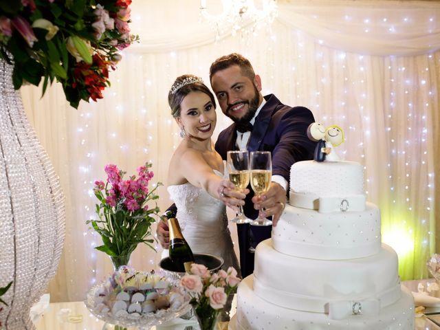 O casamento de Raquel e Eliud