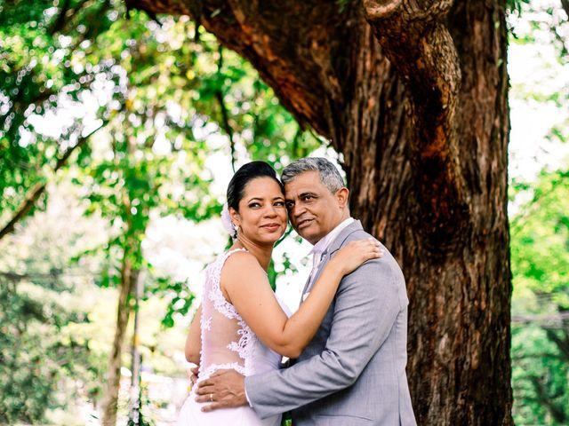 O casamento de Gisele e Nildo