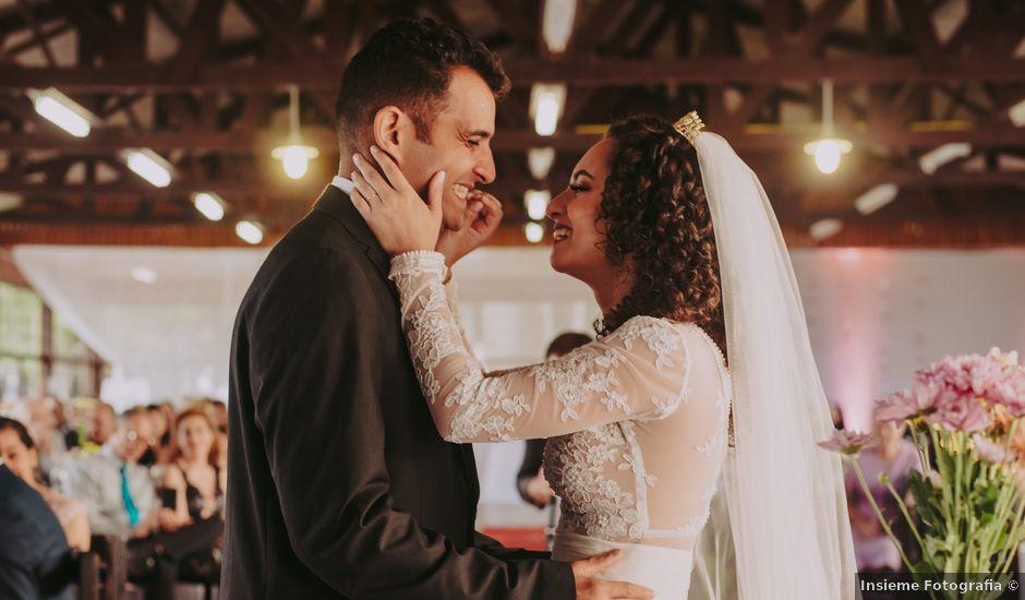 O casamento de Moizés e Dandara em Curitiba, Paraná