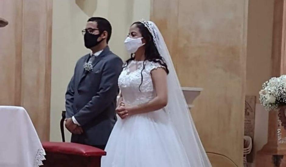 O casamento de Jean e Cecilia  em Parnaíba, Piauí