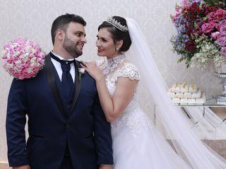 O casamento de Maiara  e Gustavo