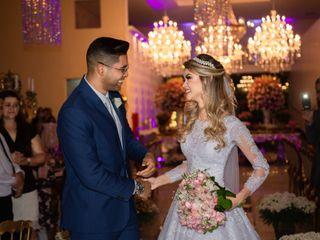 O casamento de Abne e Thais