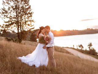 O casamento de Kamilla e Renan