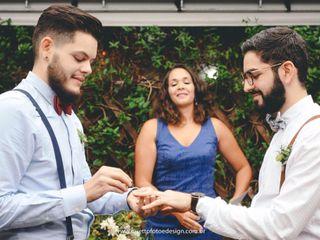 O casamento de Eduardo  e Cadu
