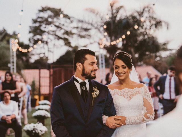 O casamento de Celinha e Daniel