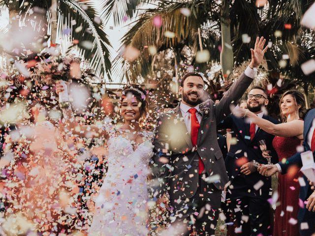 O casamento de Larissa e Vinicius