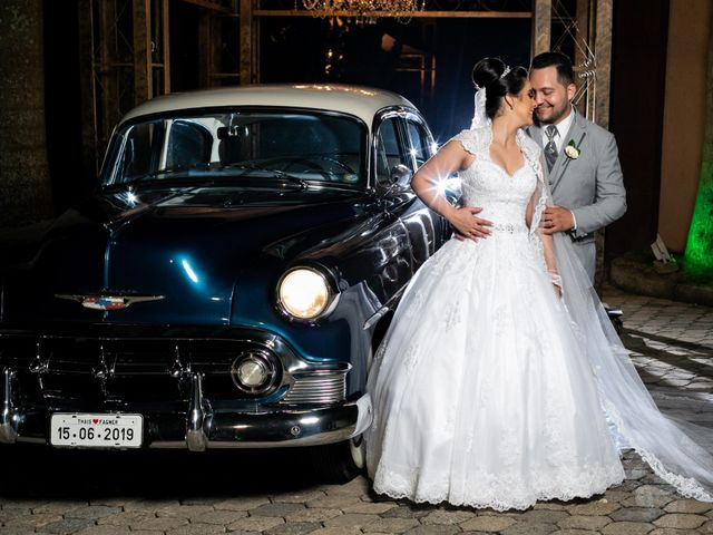 O casamento de Fagner e Thais em Embu, São Paulo 26