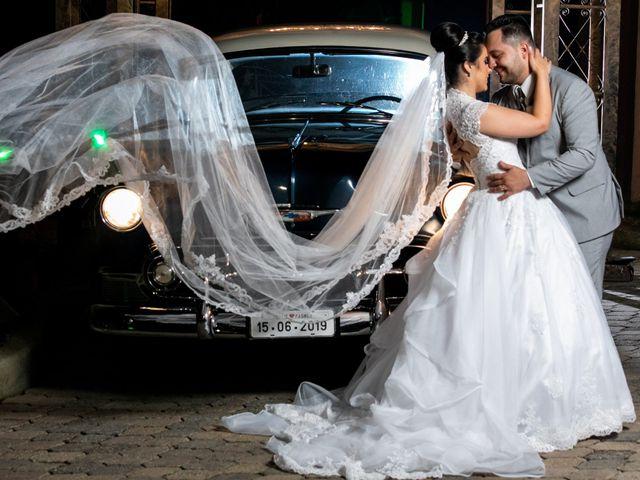 O casamento de Fagner e Thais em Embu, São Paulo 28