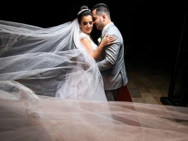 O casamento de Thais e Fagner