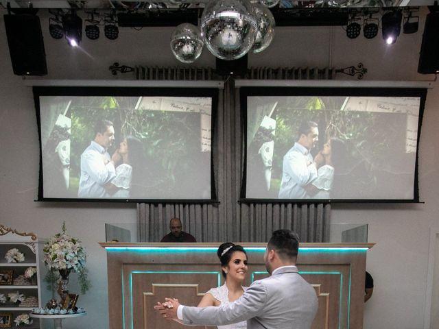 O casamento de Fagner e Thais em Embu, São Paulo 40