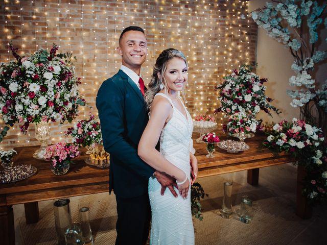 O casamento de Grazi e Rodrigo